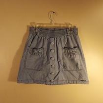 Billabong Jean Mini Skirt Photo