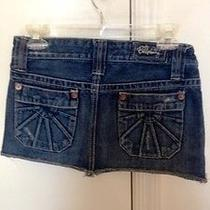 Billabong Jean Skirt Size 1 Photo