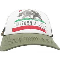 Billabong Juniors Pitstop Trucker Hat Grunge Green One Size Photo