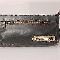 Billabong Leather Retro Clutch Pb2 Photo