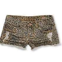 Billabong Leopard Shorts Size 1 Photo