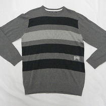 Billabong Men Large Sweater Game Over Photo