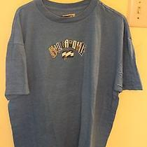 Billabong Men's Xl Blue Graphic Tshirt  Photo