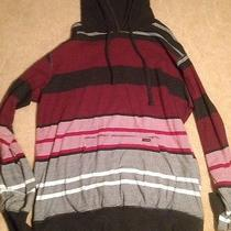 Billabong Mens Hoodie Throwover Size Mens Large Photo