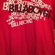 Billabong Mens Large Red Photo