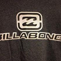 Billabong Mens T Shirt Large Surfing Photo