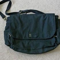 Billabong Messenger Bag Laptop Black Photo
