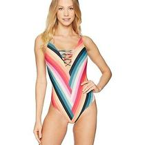 Billabong New Xs Swim Suit Bikini Size Uk 8 Multicolour Photo