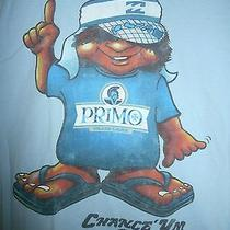 Billabong Primo Hawaiian Island Lager Chance' Um Surf T Shirt Sz Mens Xl Blue Photo