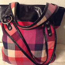 Billabong Red Stripes Handbag Photo