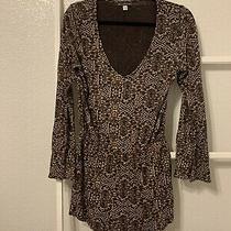 Billabong Romper - Size Large - Color Black-Brown-Tan Photo