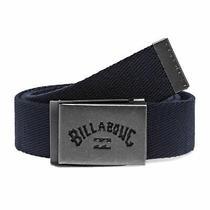 Billabong Sergeant Mens Belt Web - Navy One Size Photo