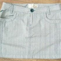 Billabong Short Denim Skirt Size 14 Photo