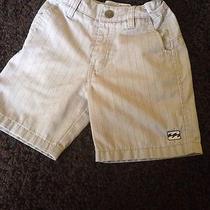 Billabong Size 3t Shorts Surfing Hawaii Khaki  Photo