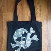Billabong Skull Print Cloth Bag Photo