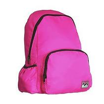 Billabong Stop for Fun Backpack (Neon Pink) - Nwt-Free Shipping Photo