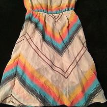 Billabong Strapless Dress Size M Photo