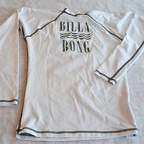 Billabong Surf Shirt White Small Photo