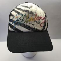 Billabong Surf Snapback Hat Cap Black Photo