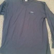 Billabong Surfboards Since 1973 Surf T-Shirt Size Xl Men's Long Sleeve L/s Photo