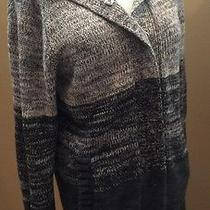 Billabong Sweater Size Large Comfy Marvled Sweater Photo