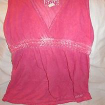 Billabong Sz L Pk v-Neck Sleeveless Photo