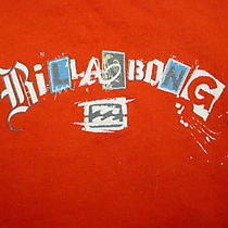 Billabong T-Shirt Skateboard Rock  Photo