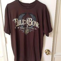 Billabong Tee Shirt Size Large Photo