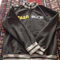 Billabong Track Jacket Surfing Surf Skate Thick Small Rave Photo