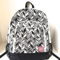 Billabong Ultra Violet Babe Girls Black White Surf Skateboard Surf Backpack Photo