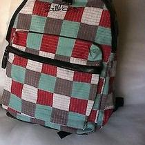 Billabong Unisex Backpack Nwt Bright Colors Original & Authentic Photo