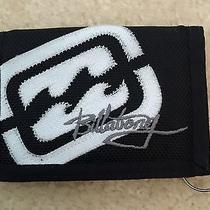Billabong Wallet Tri Fold Velcro Key Ring Great Used Condition. Photo