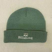 Billabong Warm Winter Fashion Cap Photo