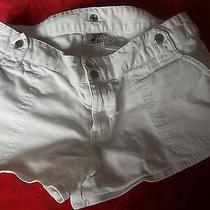 Billabong White Shorts Size 1 Photo