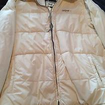 Billabong White Snow Jacket Photo