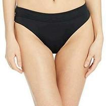 Billabong Women's Sol Searcher Maui Bikini Bottom Black Black Pebble Size -1.0 Photo
