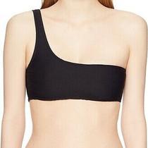 Billabong Women's Swimwear Black Size Small S One-Shoulder Textured 49 042 Photo