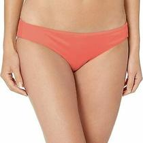 Billabong Women's Swimwear Pink Size Medium M Lowrider Hipster Bikini 34 809 Photo