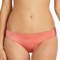 Billabong Women's Swimwear Pink Size Small S Lowrider Bikini Bottom 34 532 Photo