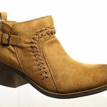 Billabong Womens Jafttak Brown Ankle Boots Size 10 (789993) Photo