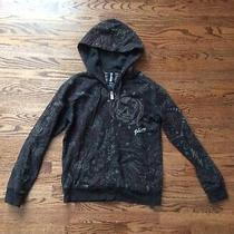 Billabong Zip Up Hoodie Skateboarding Skate Surf Surfing Snowboarding Photo