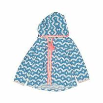 Billie Blush Girls Blue Swimsuit Cover Up 18 Months Photo