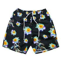 Billionaire Boys Club Floating Bloom Shorts in Black Sz M L 801-4101 Photo