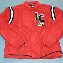 Billionaire Boys Club Ice Cream Adam Red Coach Jacket. Size L Photo