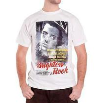 Billy Brighton Rock T Shirt Vintage Movie Poster Official Studiocanal White Size Photo