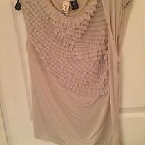 Bird by Juicy Couture Ruffle Top Small Photo