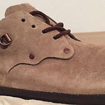 Birkenstock Alabama Suede Oxford Photo