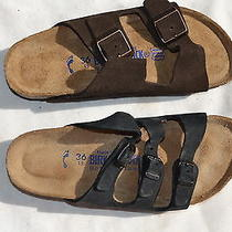 Birkenstock Arizona/ Florida Sandal Mix  Size 36   Brand New  Photo