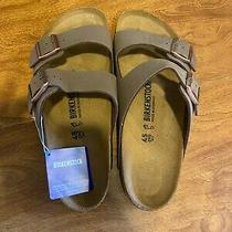 Birkenstock Arizona Mules Sandal Mocha 0151181 New Photo