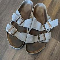 Birkenstock Arizona Soft Slide Sandal Size 39 Photo